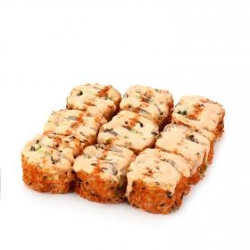 Spicy roll de salmón Sushi Daily