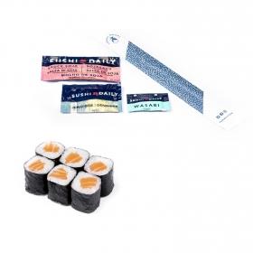Maki de salmón Sushi Daily