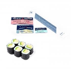 Maki de aguacate Sushi Daily
