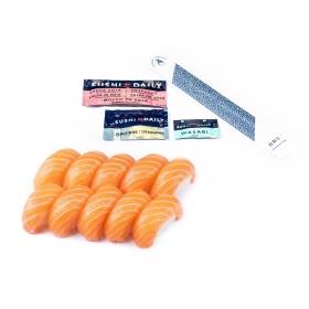 Nigiri de salmón L Sushi Daily