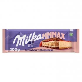 Chocolate relleno de cheesecake Milka 300 g.