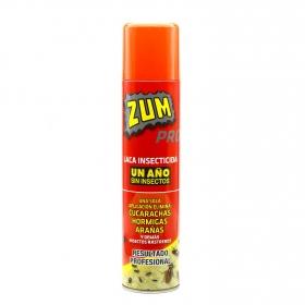 Insecticida perfumado contra insectos caminantes Zum 800 ml.