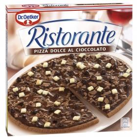 Pizza de chocolate Ristorante Dr. Oetker 300 g.