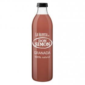 Zumo de granada Don Simón natural botella 75 cl.