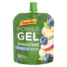 Gel energético banana blueberry Powergel 90 g.