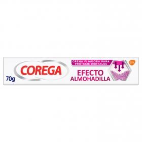 Crema fijadora para prótesis dentales efecto almohadilla Corega 70 g.