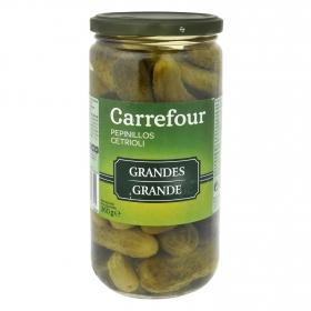 Pepinillos Carrefour 360 g.