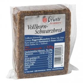 Pan integral de centeno Prünte 125 g.