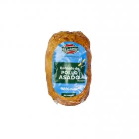 Redondo de pollo asado Carloteña de Asados 360 g.