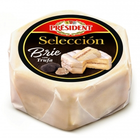Queso Brie con trufa President Selección 180 g