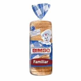 Pan de molde familiar Bimbo 700 g.