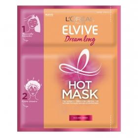 Mascarilla capilar efecto calor cabello dañado L'Oréal Elvive 1 ud.