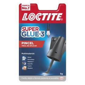 Pegamento Loctite con Pince Súper glue-3  5 gr