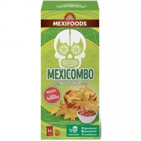Kit Mexicombo de Nachos + Salsa Mexifoods 145 g.