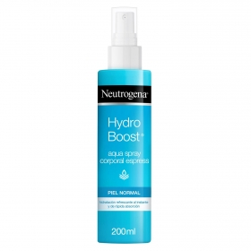 Agua corporal en spray Neutrogena 200 ml.