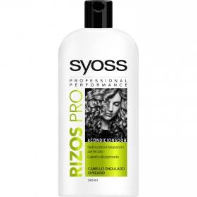 Acondicionador rizos pro SYOSS 500 ml.