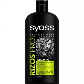 Champú rizos pro SYOSS 500 ml.