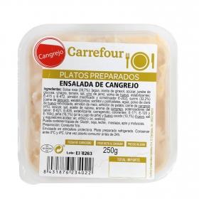 Ensalada de cangrejo carrefour 250 g