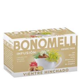 Infusión vientre hinchado en bolsitas Bonomelli 16 ud.