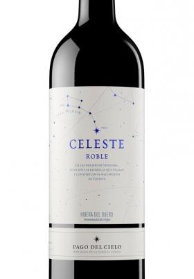 Celeste Tinto Roble 2018