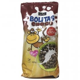 Cereales con chocolate Ceridés sin gluten 500 g.