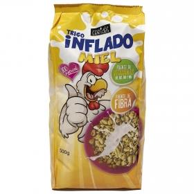Cereales de trigo con miel Ceridés 500 g.