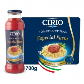 Tomate natural especial pasta Cirio 700 g.