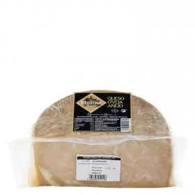 Queso puro de oveja añejo Molino Real 1/2 pieza 1,5 Kg aprox
