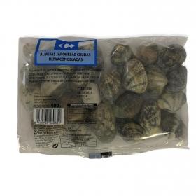 Almeja japonesa cruda congelada Pescatrade 400 g