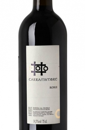 Carramimbre Tinto Roble