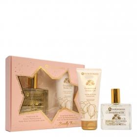 Set Beauty Flor de Mayo: aceite seco Excepcional 55ml y aceite seco de ducha Excepcional 100ml