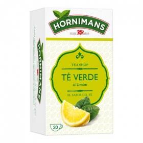 Té verde al limón en bolsitas Hornimans 20 ud.