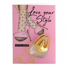 Flor de Mayo: Eau de Parfum 20ml y tarjeta de felicitación Love Your Style