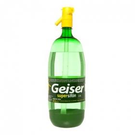 Soda Geiser sifón 1,5 l.