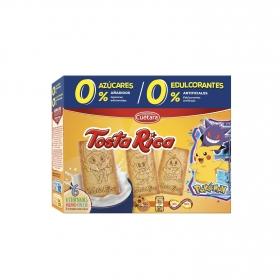 Galletas cookienss sin azúcares añadidos Cuétara 425 g.