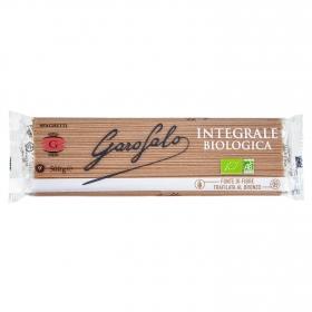 Spaghetti integral ecológico Garofalo 500 g.