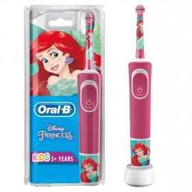 Cepillo dentral eléctrico Vitality infantil princesas Oral-B 1 ud.