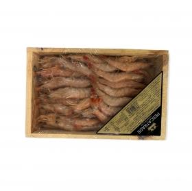 Langostino pink crudo congelado plancha Pescatrade 600 g