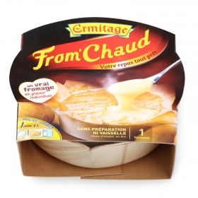 Queso de vaca madurado From'chaud Ermitage 125 g