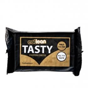 Queso de vaca tierno cheddar alto en proteína Tasty 350 g