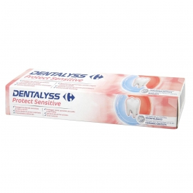 Dentífrico Protect sensitive Dentalyss 75 ml.