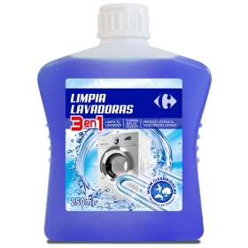 Limpia lavadoras Carrefour 250 ml.