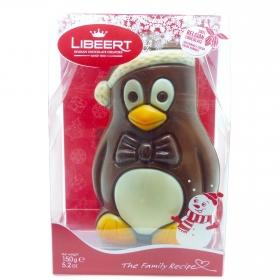 Pingüino dulce Navidad Libeert 150 g