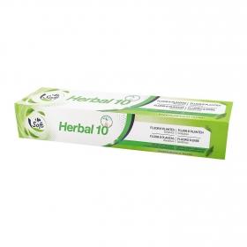 Dentífrico expert + herbal 10 en 1 Dentalyss 75 ml.