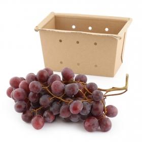 Uva rosada sin pepitas de Brasil Carrefour 500 g
