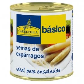 Yemas de espárragos Carretilla 135 g.