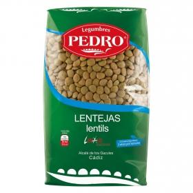 Lenteja Pedro 1 kg.