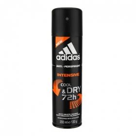 Desodorante en spray àra hombre action3 men intensive dry max Adidas 200 ml.