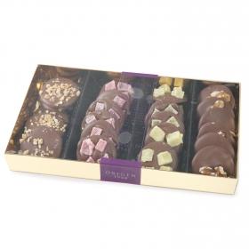 Bombones de chocolate con leche músicos Origen 1948 180 g