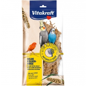 Vitakraft Vita Nature Espigas de Mijo para Pájaros 100g